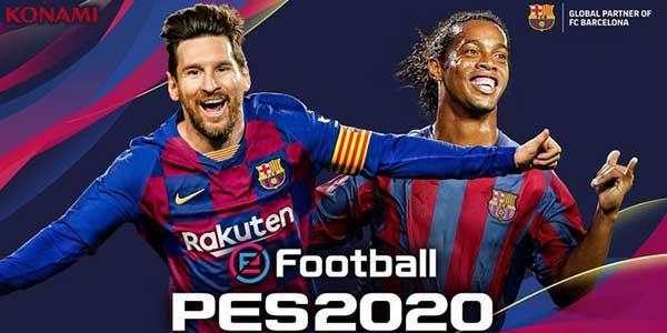 بازی pes2020 برای ps2