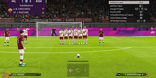بازی PES 2020 XBOX 360