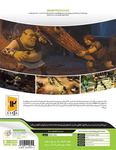 بازی Shrek Forever After XBOX 360