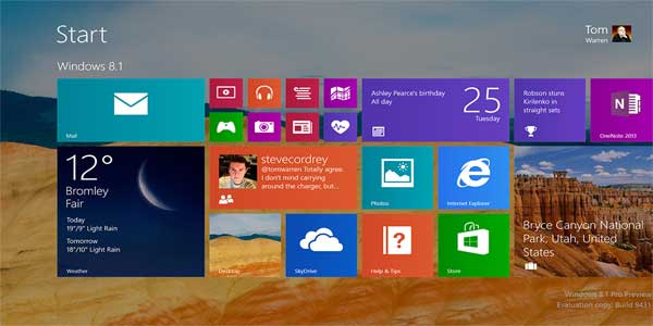 ویندوز Windows 8.1