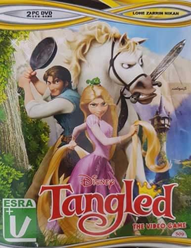 بازی disney Tangled