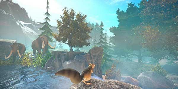 بازی Ice Age Scrat's Nutty Adventure برای pc