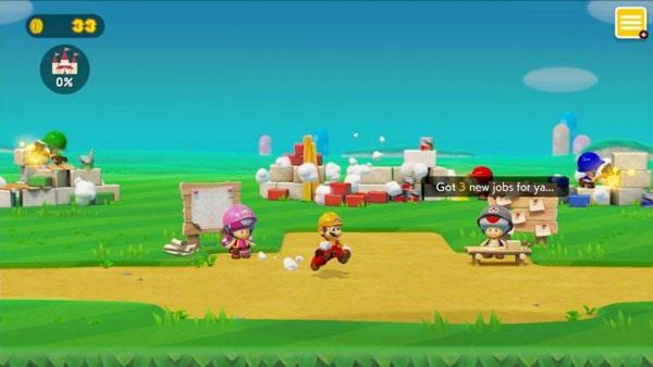 بازی Super Mario Maker 2 کنسول Nintendo Switch