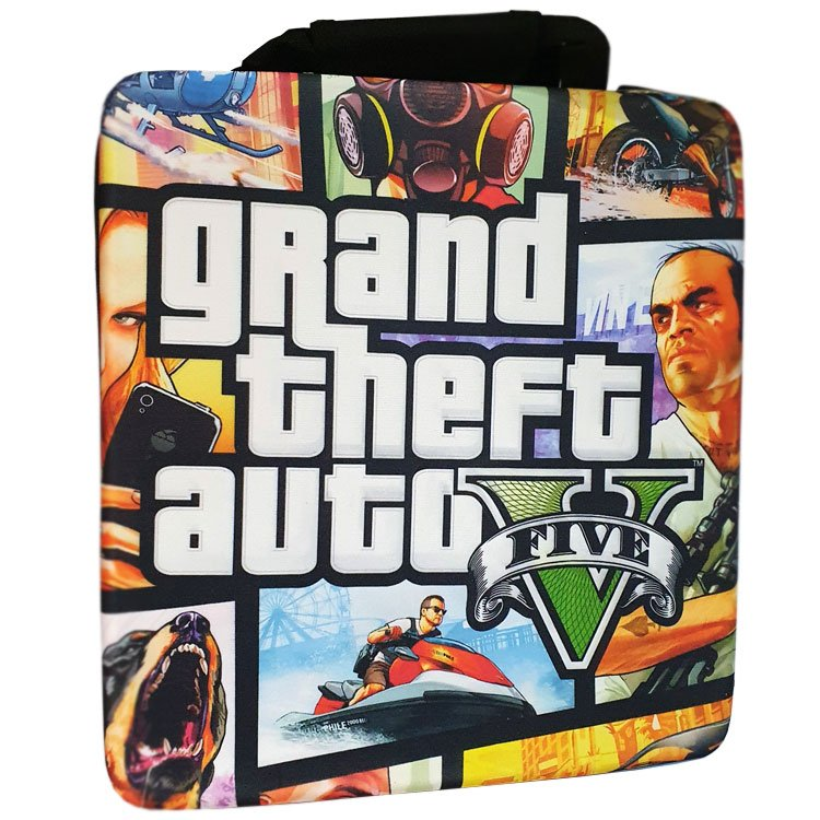 کیف انواع کنسول طرح GTA V