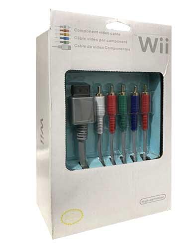 خرید کابل کامپوننت کنسول Nintendo Wii