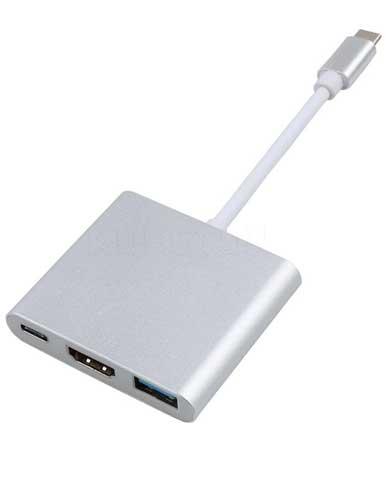 مبدل USB C به HDMI USB مدل AF02