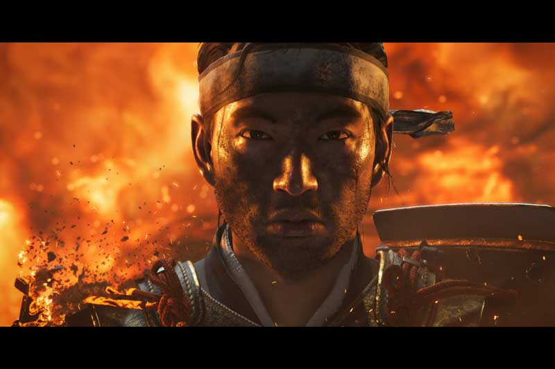 بازی Ghost of Tsushima Special Edition کنسول PS4