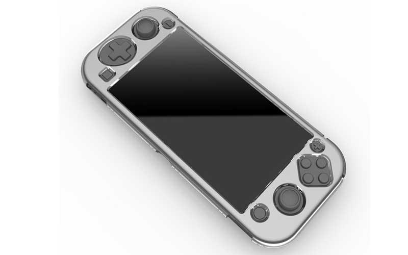 محافظ صفحه نمایش و قاب کریستالی Nintendo Switch مدل Lite TNS 19071