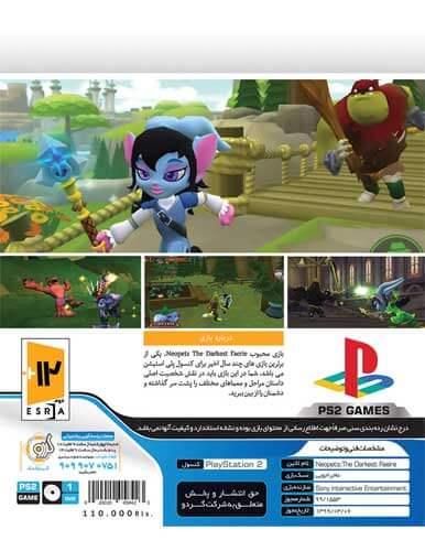 بازی Neopets The Darkest Faerie کنسول PS2