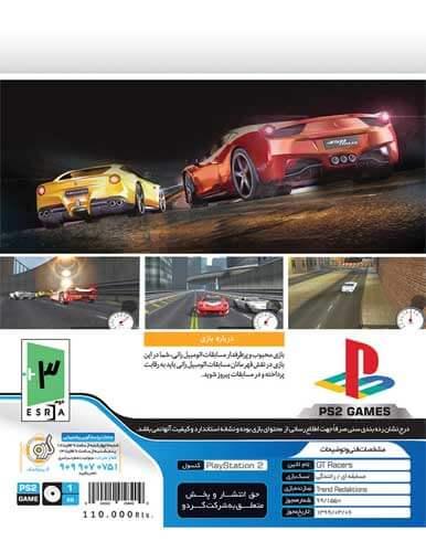 بازی GT Racers کنسول PS2