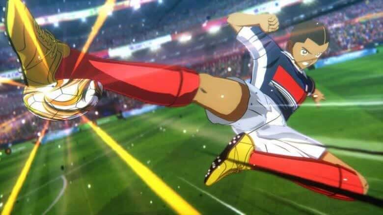 بازی کامپیوتری سوباسا Captain Tsubasa