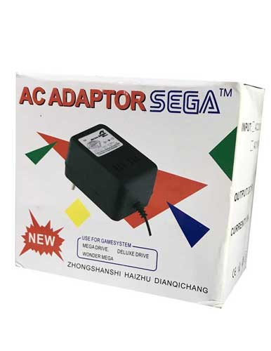 آداپتور کنسول بازی سگا مدل PSS 115