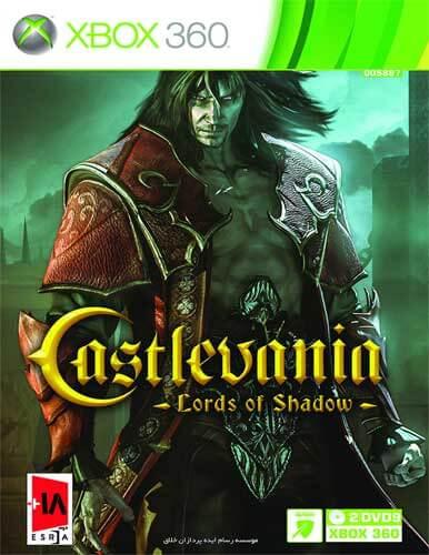 بازی Castlevania Lords of Shadow ویژه کنسول XBOX 360