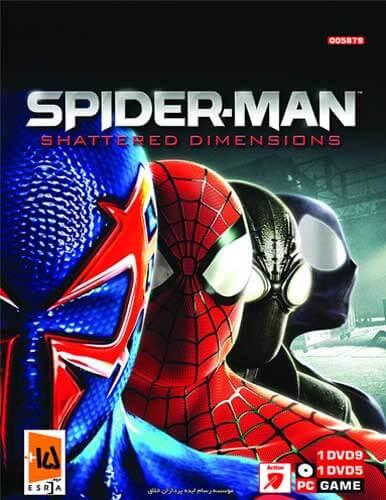 بازی کامپیوتری Spider Man Shattered Dimensions