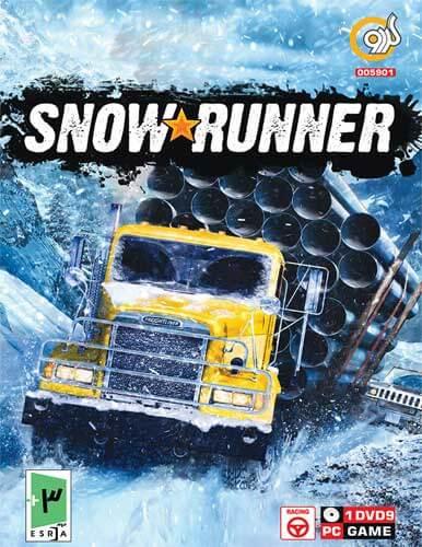 بازی کامپیوتری Snow Runner