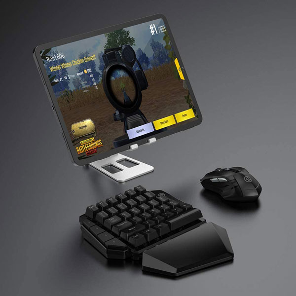 موس و کیبورد گیم سیر مولتی پلتفرم مدل GameSir Z2