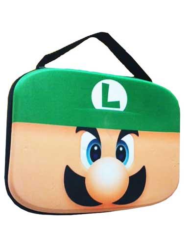 کیف حمل دسته بازی مدل Mario Green