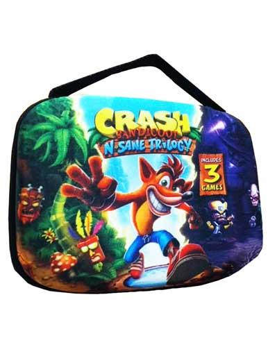 کیف حمل دسته بازی مدل Crash 3