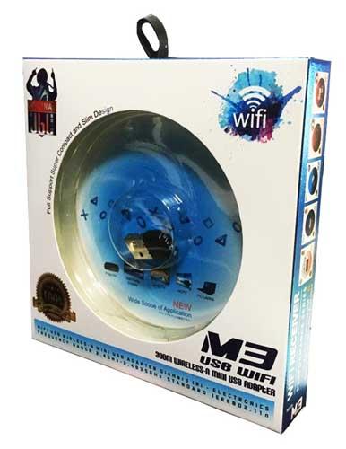کارت شبکه بی سیم USB مدل M3 برند JBL