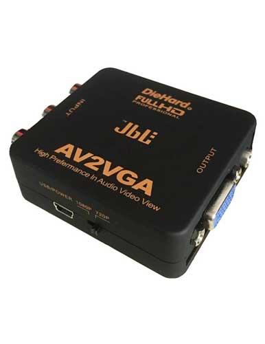 مبدل VGA به AV