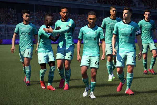 بازی فیفا 21 FIFA کنسول XBOX ONE