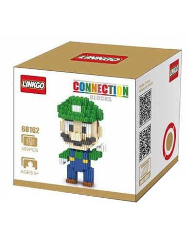 اکشن فیگور Linkgo مدل Mario2