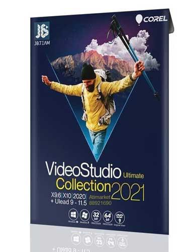 نرم افزار Corel Video Studio Collection 2021