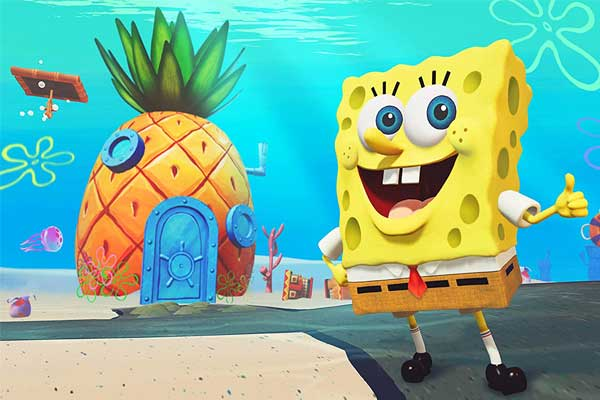 خرید بازی کامپیوتری SpongeBob Battle For Bottom City