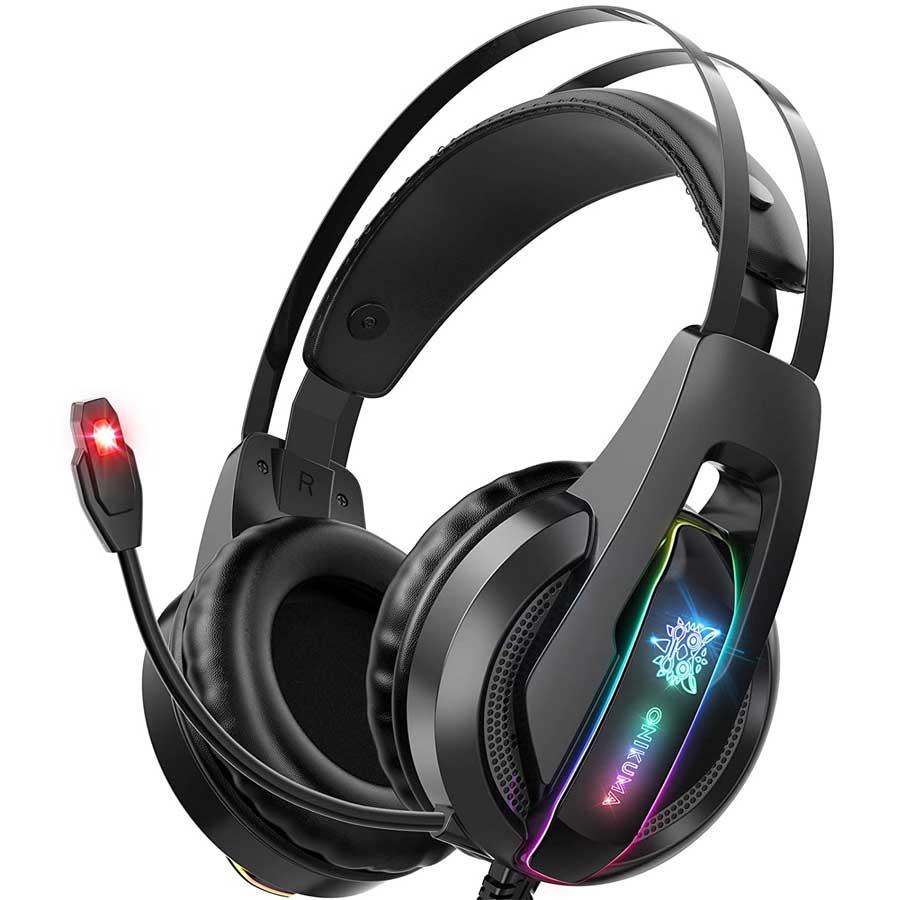 هدست گیمینگ اونیکوما Headset Gaming ONIKUMA K16