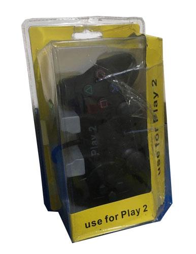 دسته بازی dual shock ویژه کنسول پلی استیشن PS2 (استوک)