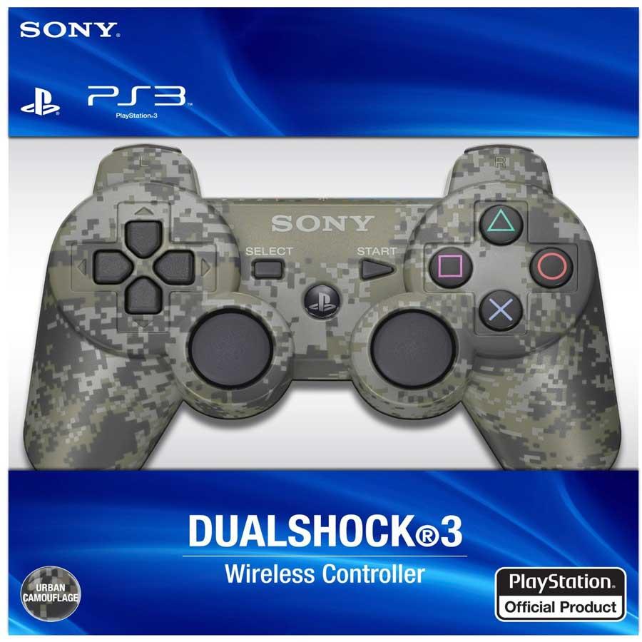 خرید دسته بازی وایرلس ارتشی DUALSHOCK PS3