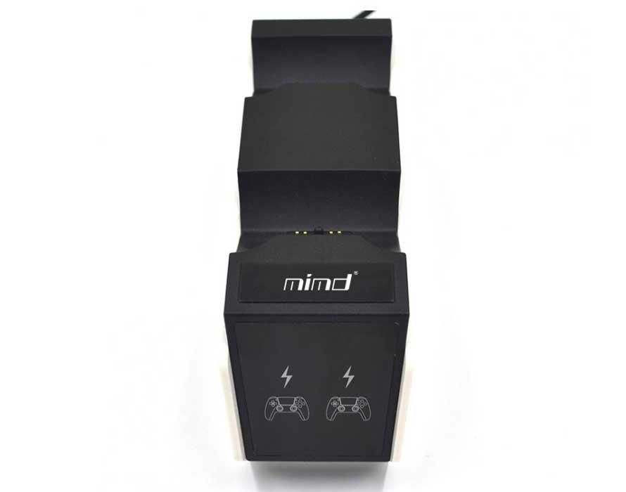 استند شارژر دسته بازی PS5 برند MIMD