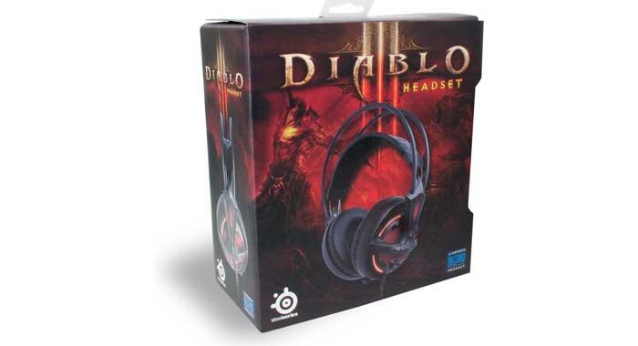هدست گیمنگ SteelSeries مدل Diablo III