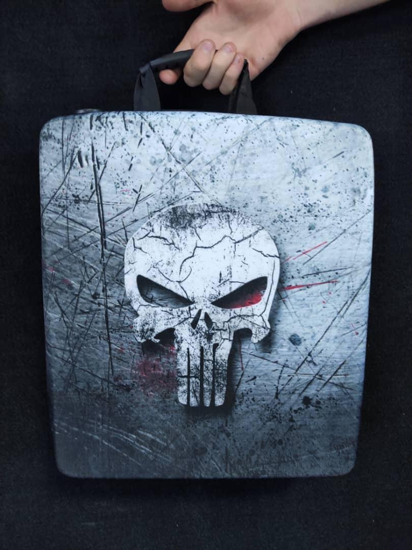 کیف حمل کنسول PS4 مدل punisher