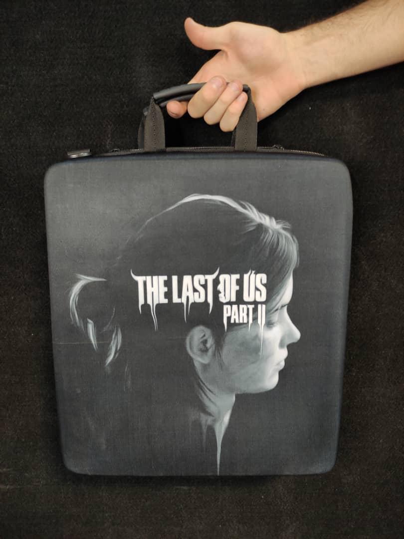 خرید کیف حمل کنسول PS4 مدل The Last OF US