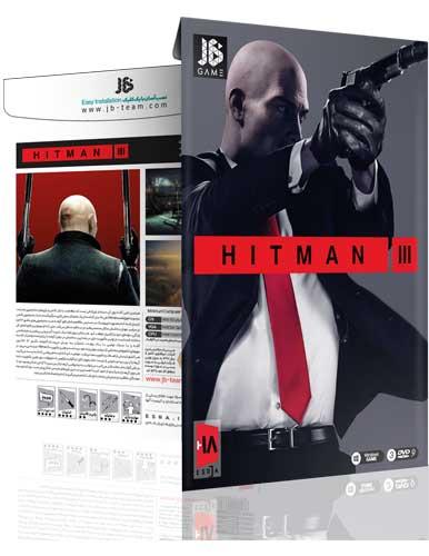 بازی کامپیوتری Hitman 3 نشر JB team