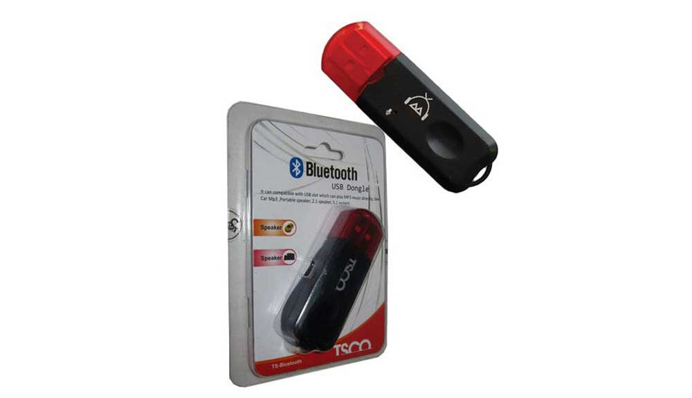 دانگل بلوتوث USB تسکو مدل TSCO BT100