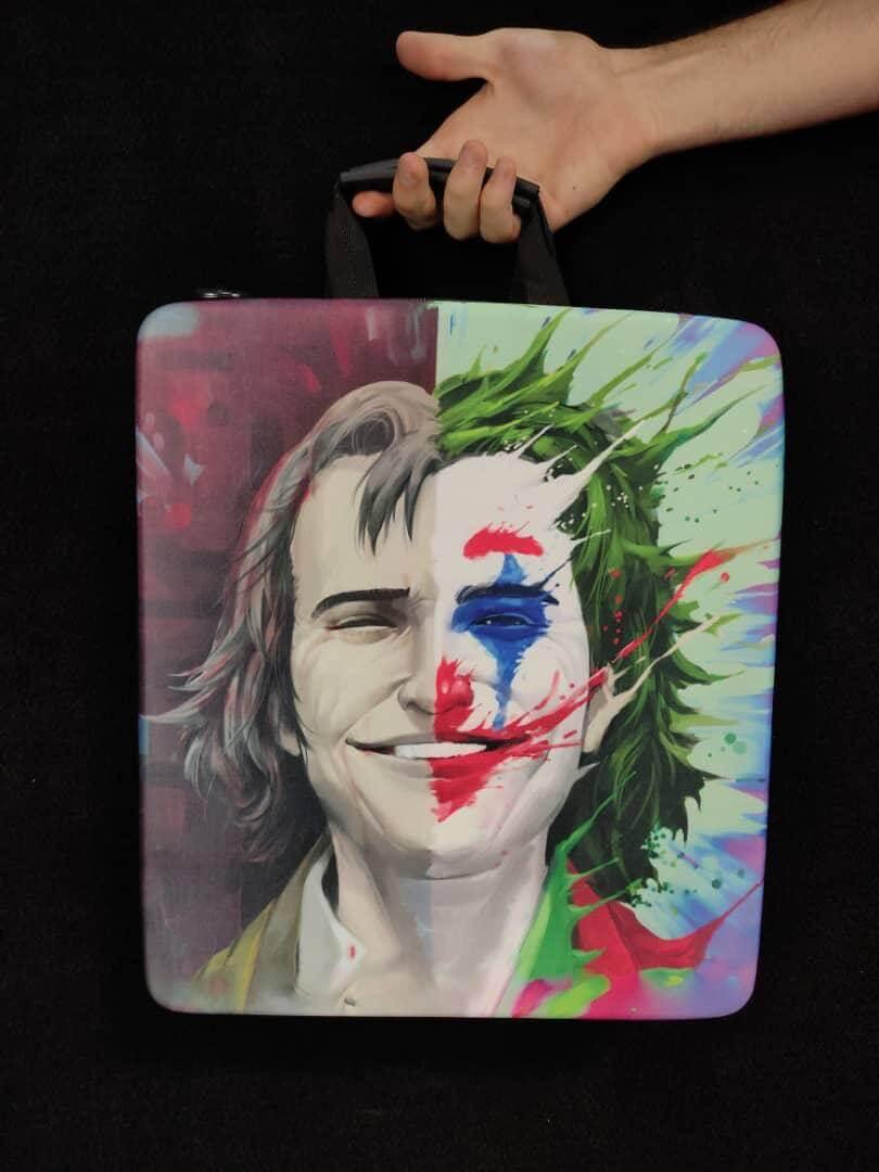 خرید کیف حمل کنسول PS4 مدل Joker 2