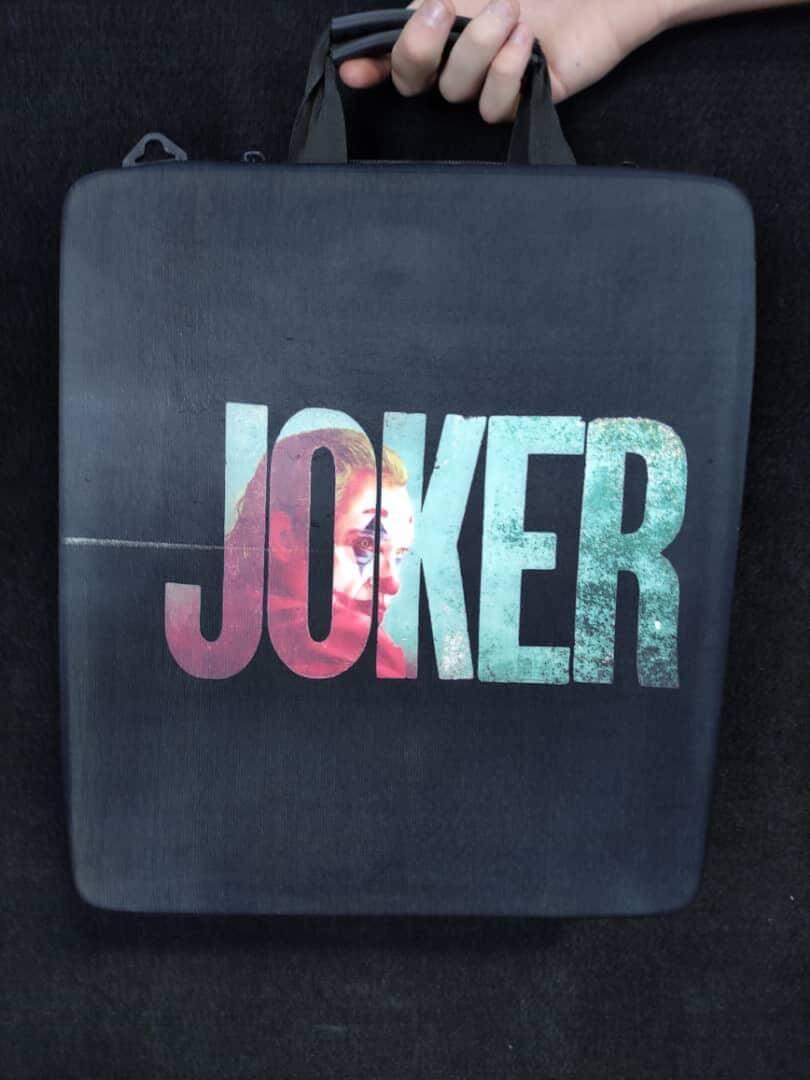خرید کیف حمل کنسول PS4 مدل Joker