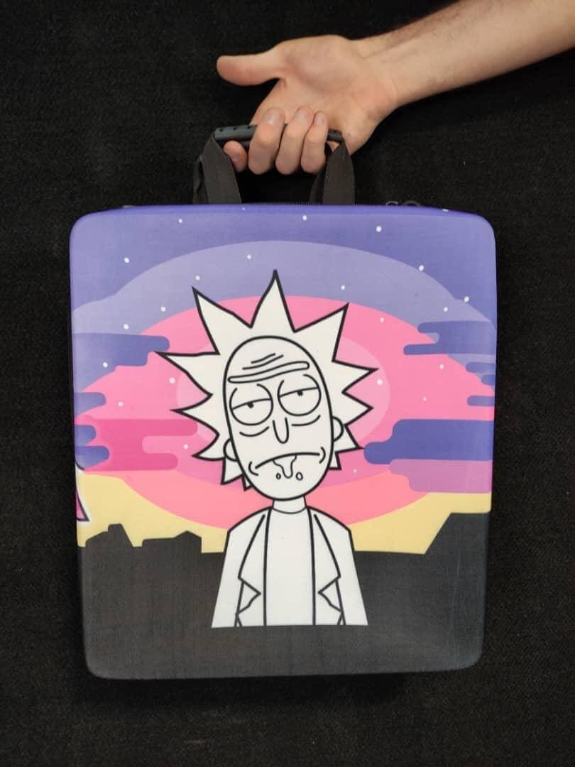خرید کیف حمل کنسول PS4 مدل Morty