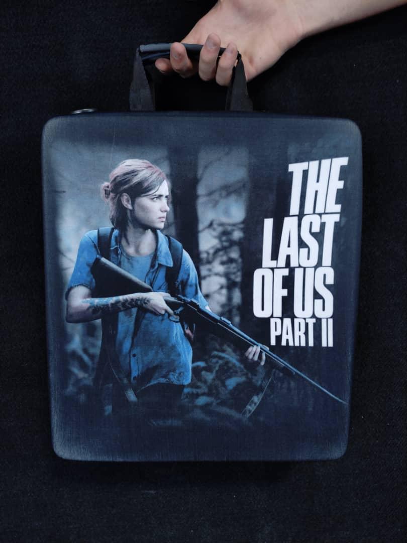 خرید کیف حمل کنسول PS4 مدل LAST OF US PART 2