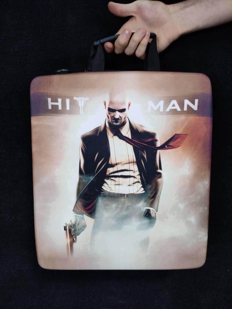 خرید کیف حمل کنسول PS4 مدل HIT MAN