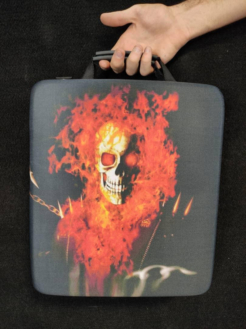 خرید کیف حمل کنسول PS4 مدل SKELET