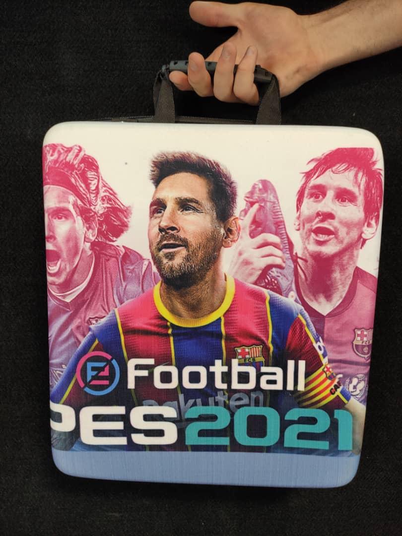 خرید کیف حمل کنسول PS4 مدل PES 2021