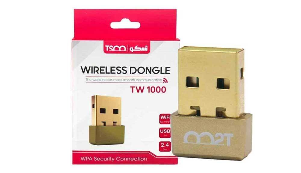 دانگل wifi تسکو مدل TW 1000
