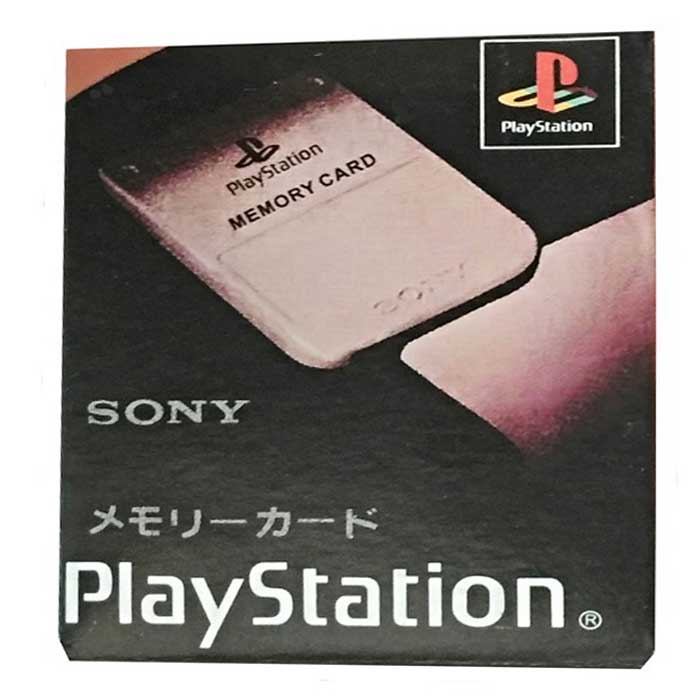 خرید کارت حافظه مخصوص PS1