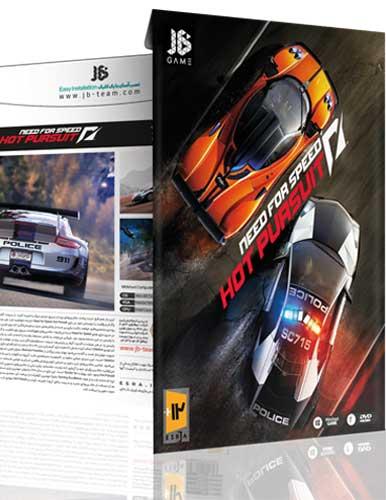 خرید بازی کامپیوتری Need For Speed Hot Pusuit نشر JB team