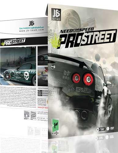 خرید بازی کامپیوتری Need For Speed ProStreet نشر JB team