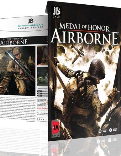 خرید بازی کامپیوتری Medal of Honor Airborne نشر JB team