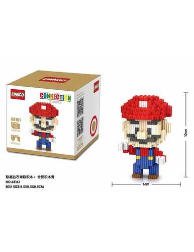 اکشن فیگور Linkgo مدل Mario1